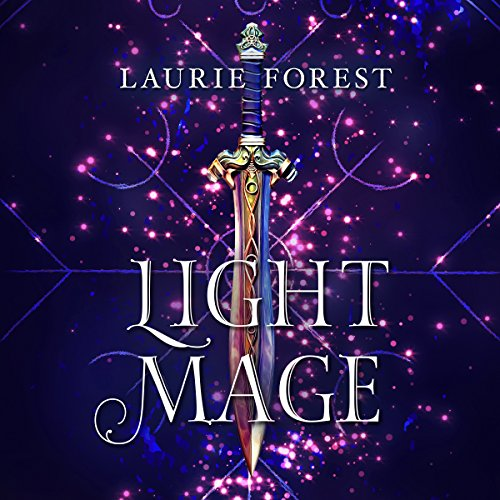Light Mage audiobook cover art