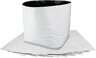 25-Pack HTGSupply 10-Gallon Poly Grow Bag Planters (25 Bags)