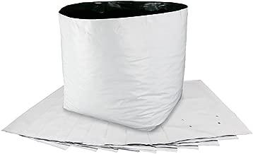 50-Pack HTGSupply 10-Gallon Poly Grow Bag Planters (50 Bags)