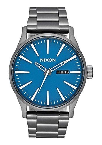 Nixon Orologio Analogico Quarzo Uomo con Cinturino in Acciaio Inox A356-2854-00