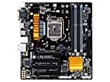 Gigabyte H97 Extreme Multi Graphics Support UEFI DualBIOS Micro ATX DDR3 1600 LGA 1150 Motherboard GA-H97M-D3H