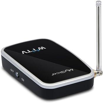 TVチューナー iPhone/iPad Android携帯/パッド用 - 地上デジタルチューナー MyGica® WiFI ISDB-Tモバイルデジタルテレビ受信機/ミニテレビチューナー Apple iPhone TV [並行輸入品]