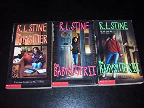 3 Book Set by R.L. Stine: The Babysitter I/The Babysitter II/The Babysitter III