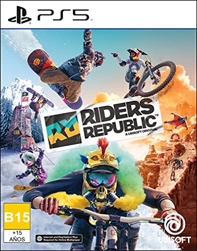 Riders Republic - Playstation 5 - Standard Edition