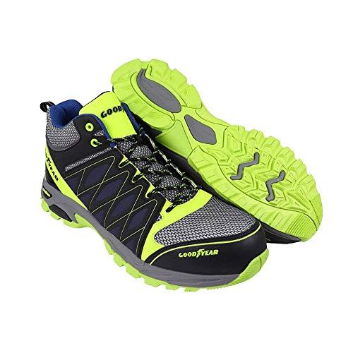Goodyear gybt1533_ Multi S1P SRA botas de seguridad, multicolor, talla 45