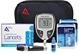 Contour NEXT EZ Diabetes Testing Kit | Contour NEXT EZ Blood Glucose...