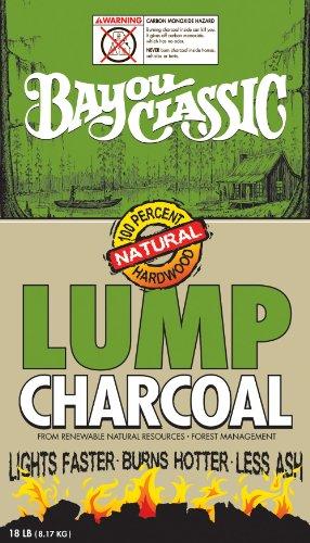 Bayou Classic Natural Lump Charcoal