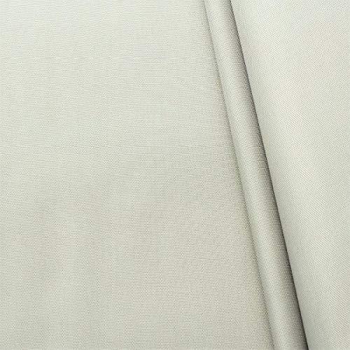 Oxford Polyester Gewebe 300D Stoff Meterware Hell-Grau