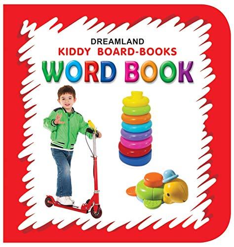 Kiddy Board Book - Word Book [Board book] [Jan 01, 2015] None