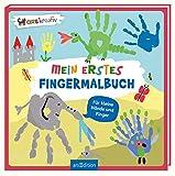 Mein erstes Fingermalbuch: Zum Stempeln und Malen ab 2 Jahren