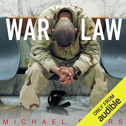 War Law audiobook cover art