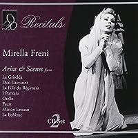 Mirella Freni Recitals by Mirella Freni (2002-06-04)