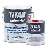 Imprimación Epoxi Anticorrosiva Titan 831 - 4 L