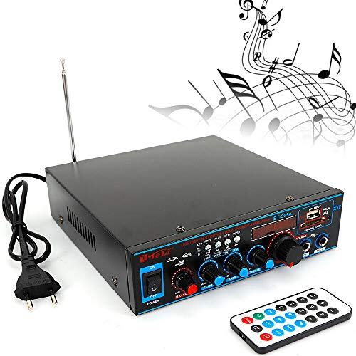 DiLiBee Amplificador Potencia estéreo 800 W Pantalla