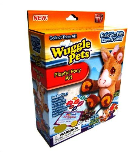 Wuggle Pets Playful Pony Refill Kit