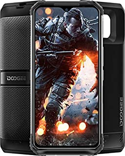 DOOGEE S95 Super Móvil Resistente, 6GB+128GB Helio P90 Octa-Core, 4G Telefonos Antigolpes 8650mAh(Modular Incluido), AI Cá...