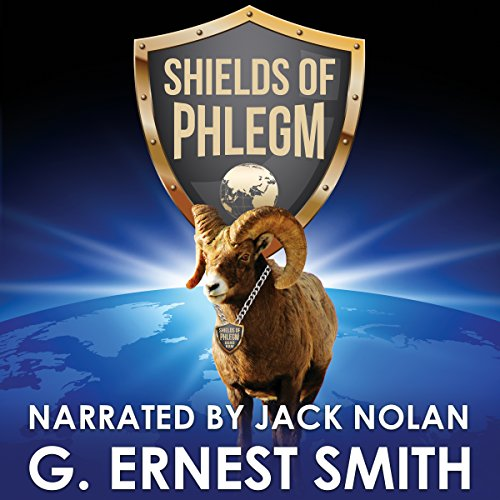 Shields of Phlegm audiobook cover art