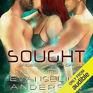 Sought audiobook cover art