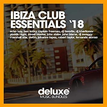 Ibiza Club Essentials '18