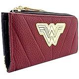 DC Wonder Woman Costume da Guerriero Rosso Portafoglio