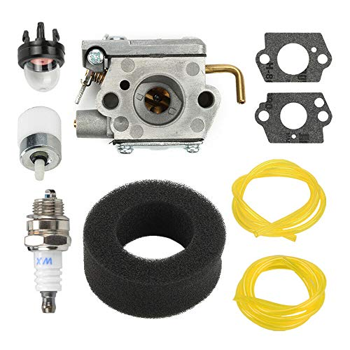 Carburetor for Troy-Bilt TB20CS TB20DC TB10CS TB70FH TB70SS TB90BC #753-05133