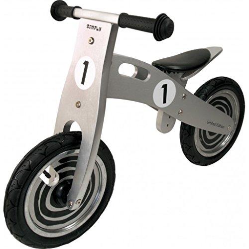 Simply for kids - 22024 - Draisienne pour enfant le Vélo en bois gris