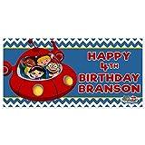 Little Einsteins Birthday Banner Party Decoration