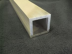 Best square aluminum tubing with channel Reviews