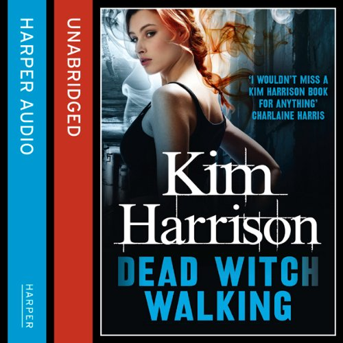 Rachel Morgan: The Hollows (1) - Dead Witch Walking cover art