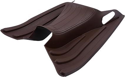 Fußmatte Sip Style Tobacco Braun Für Vespa Gts Super I E 300 Zapm45200 4t Lc 08 11 Auto