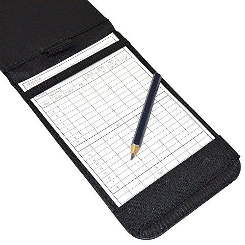 PGA TOUR Score Card Holder - Black - 3