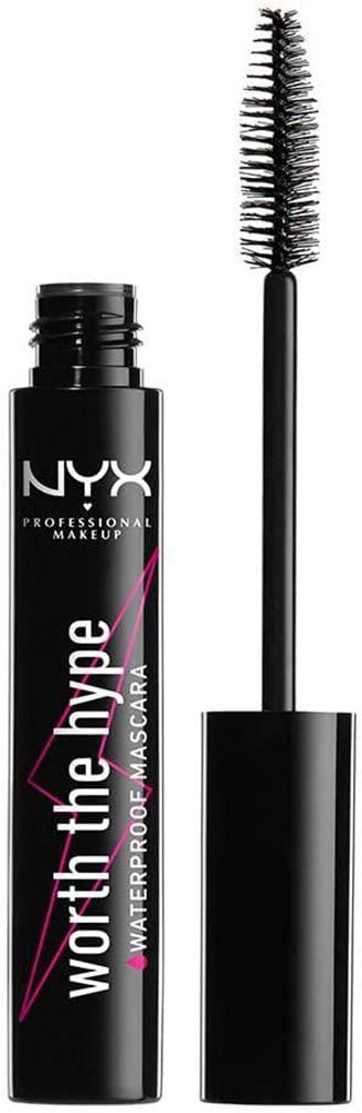 NYX Professional Makeup Máscara de pestañas Worth the Hype Waterproof