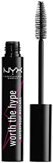 NYX Professional Makeup, Worth The Hype Waterproof Mascara - Black 01