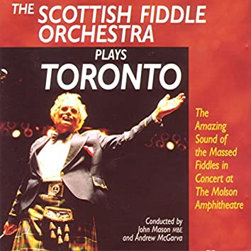 Scottish Fiddle Orchestra Plays Toronto