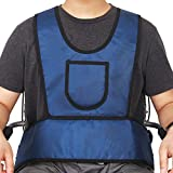 Wheelchair Seat Belt,Wheelchair Harness Adult,Wheelchair Belts to Prevent Sliding,Wheelchair Restraints for Elderly Patient Disabled,FUSHIDA Constraint Jacket,Chest Posey Vest Restraint Belt