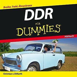 DDR für Dummies Titelbild