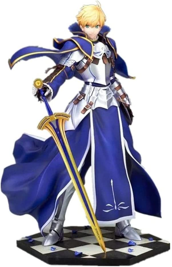 Anime Direct sale of manufacturer Fate Saber Arthur Pendragon PVC Figure Game Toys Action St cheap