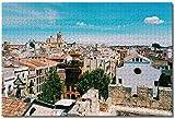 ZhuHZ.co España Catedral Tarragona Rompecabezas para adultos Niños 1000 piezas Juego de...