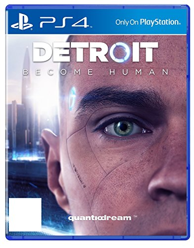 Sony Detroit: Become Human, PS4 vídeo - Juego (PS4, PlayStation 4, Aventura, M (Maduro))