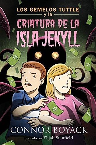 Los gemelos Tuttle y la criatura de la isla Jekyll