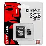 Keple | carte mémoire SD 8Go pour espion Tec Sti-g1W-c Dash Voiture Caméra...