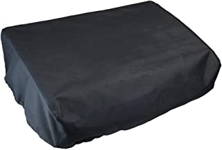 Zipcase 22 Inch Table Top Griddle 600D Heavy Duty Waterproof BBQ Cover with Elastic Hoop, Compatible with Blackstone 22 Inches Table Griddle Only Without Griddle Hood