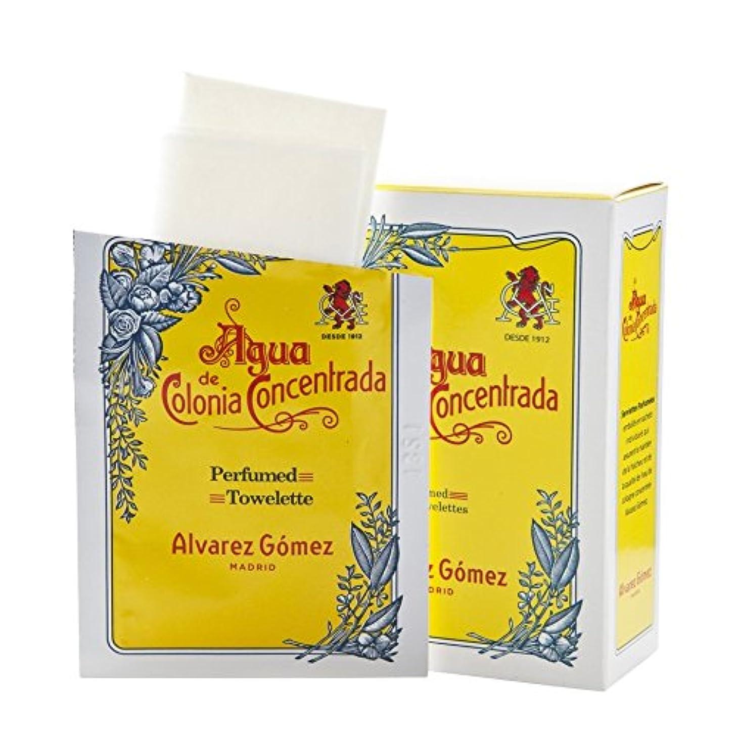マットレスハーネス資金?lvarez G?mez Agua de Colonia Concentrada Refreshing Wipes - アルバレス?ゴメスアグア?デ?コロニアさわやかなワイプ [並行輸入品]