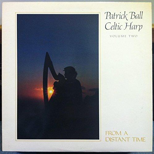 PATRICK BALL CELTIC HARP VOLUME TWO vinyl record