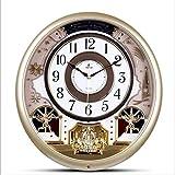 Wanduhren Reloj Musical Rhythm Magic Motion