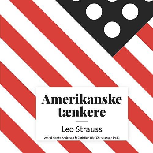 Leo Strauss audiobook cover art