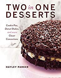 Two in one desserts cookbook cover