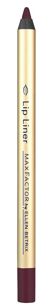 因子アマゾンジャングル外交問題Max Factor Lip Liner, 018 plum