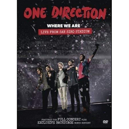 Where We Are:Live from San Sir [DVD-AUDIO]