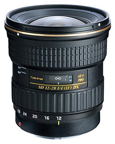 Tokina TKATX1228DXC - Objetivo para Canon (Distancia Focal 12-28.0mm, Apertura...